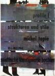 Grieshaber, HAP - 1963 - Kunstgalerie Bochum (Profile I - strukturen und stile)