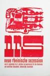Fassbender, Joseph - 1953 - Neue rheinische Sezession nrs, Düsseldorf