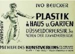 Beucker, Ivo - 1953 - Plastik in Haus und Garten, Düsseldorf