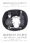 Teuber, Hermann - 1956 - (Aquarelle, Graphik) Berlin