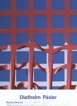 Päsler, Diethelm - 1968 - Galerie Rewolle Bremen