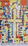 Lagrange, Jacques - 1959 - Galerie Villard-Gallanis, Paris
