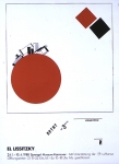 Lissitzky, El - 1988 - Sprengel Museum Hannover