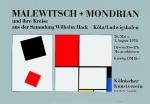 Malewitsch, Kasimir - 1976 - Kölnischer Kunstverein (Malewitsch und Mondrian)