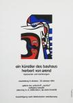 Arend, Herbert von - 1981 - (Ein Künstler des Bauhaus) Galerie Symbol Köln