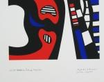 Arend, Herbert von - 1981 - (Ein Künstler des Bauhaus) Galerie Symbol