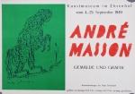 Masson, André - 1949 - Kunstmuseum Düsseldorf