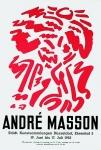 Masson, André - 1955 - Düsseldorf