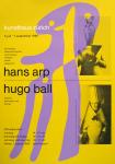Müller-Brockmann, Josef - 1986 - Kunsthalle Zürich (Hans Arp - Hugo Ball)