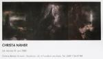Näher, Christa - 1985 - Galerie Grässlin Frankfurt