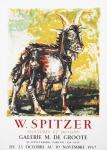Spitzer, Walter - 1957 - Galerie de Groote, Paris