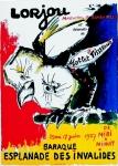 Lorjou, Bernard - 1957 - (Massacres de Rambouillet) Baraque Paris