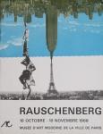 Rauschenberg, Robert - 1968 - Musée d Art Moderne, Paris