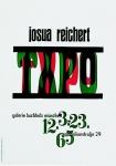 Reichert, Josua - 1965 - Galerie Buchholz