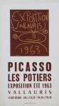 Picasso, Pablo - 1963 - Exposition Vallauris