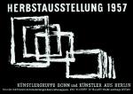 Stucke, Willy M. - 1957 - Haus der Städtischen Kunstsammlungen