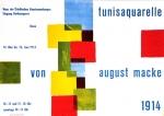 Blase, Karl Oskar - 1955 - (Tunisaquarelle) Haus der städtischen Kunstsammlungen Bonn