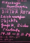 Roth, Dieter - 1984 - Oldenburger Kunstverein