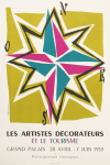 Colin, Jean - 1953 - Grand Palais Paris (Les Artistes Décorateurs et le Tourisme)