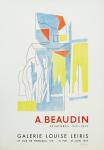 Beaudin, André - 1957 - Galerie Louise Leiris