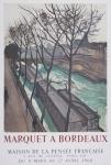 Marquet, Albert - 1960 - Maison de la Pensée Francaise