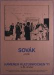 Sovák, Pravoslav - 1971 - Kamener Kulturwochen