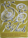 Nesch, Rolf - 1959 - Kunstverein Düsseldorf