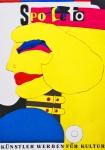 Lindner, Richard - 1979 - Künstler werben für Kultur (Spoleto)