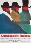 Blase, Karl Oskar - 1954 - (Amerikanische Primitive) Museum am Ostwall Dortmund