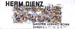 Dienz, Herm - 1958 - Galerie Vertiko Bonn