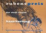 Trier, Hann - 1958 - (Hans Hartung - Rubenspreis) Siegen
