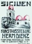 Dienz, Herm - 1925 - Festhalle Koblenz (Sicilien)