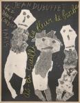 Dubuffet, Jean - 1960 - Galerie Cordier