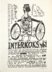 Janssen, Horst - 1961 - Einladung Interkoks