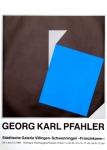 Pfahler, Georg Karl - 1983 - Städtische Galerie Villingen-Schwenningen