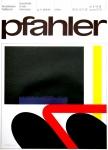 Pfahler, Georg Karl - 1987 - Kunstverein Heilbronn
