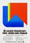 Pfahler, Georg Karl - 1991 - Sparkasse Ravensburg