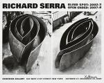 Serra, Richard - 2009 - Gagosian Gallery