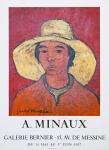 Minaux, André - 1957 - Galerie Bernier