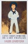 Manet, Édouard - 1957 - Gal. Charpentier