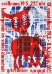 Grieshaber, HAP - 1960 - Kellergalerie Darmstadt