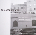 Poster: Wool, Christopher - 2010 - Roma Termini