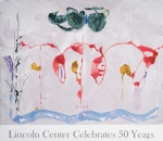 Plakat: Frankenthaler, Helen - 2009 - Lincoln Center