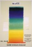Mack, Heinz - 1998 - Galerie Schoeller