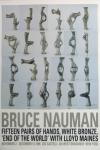 Nauman, Bruce - 1996 - Gallery Leo Castelli