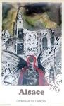 Dali, Salvador - 1969 - Chemins de fer francais (Alsace)