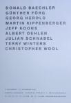Kippenberger, Martin - 1990 - Galerie Hetzler