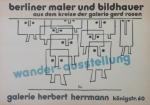Thiemann, Hans - 1947 - Galerie Herbert Herrmann (Galerie Gerd Rosen)