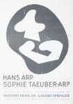 Arp, Hans - 1955 - Galerie Springer Berlin