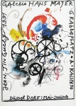 Poster: Tinguely, Jean - 1991 - Galerie Mayer